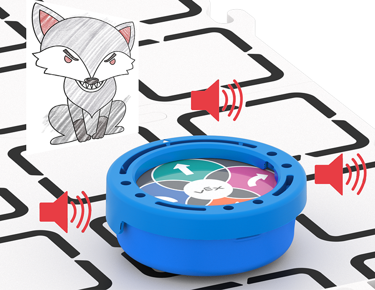 Watch out for the Wolf!