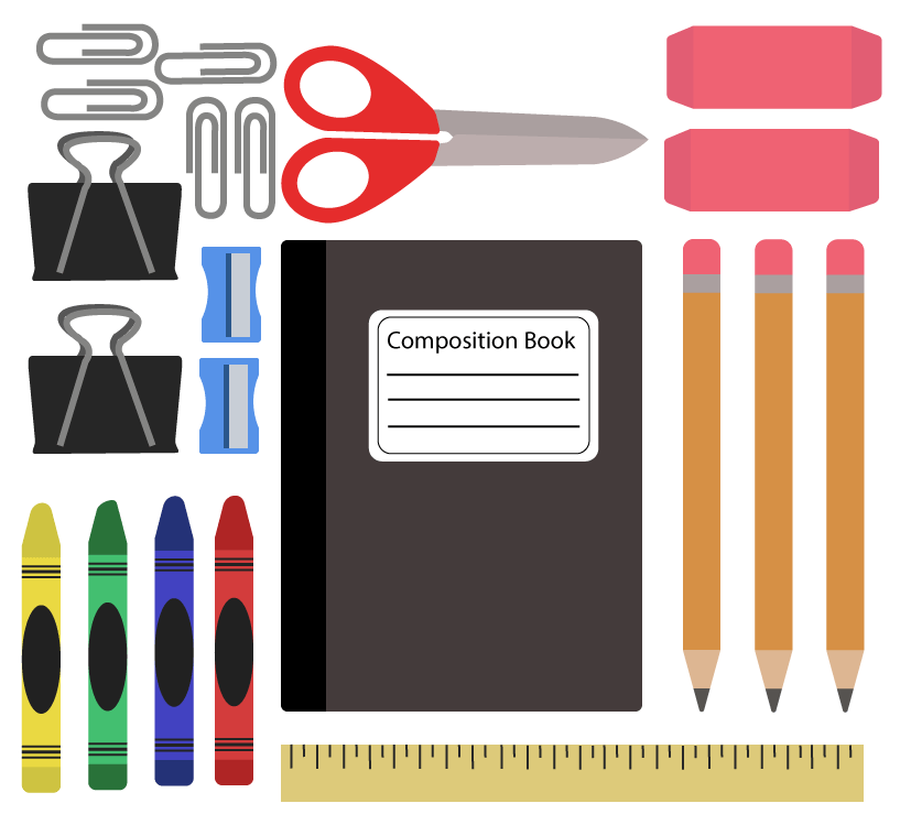 Various Classroom Objects